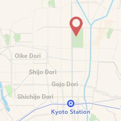 Imperial Palace & Teramachi